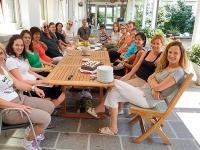 Veränderungsfest Gruppe Tisch 1060218