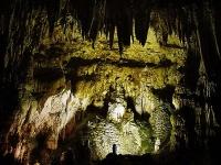 In der Stille der Höhle zu sich selbst finden.
