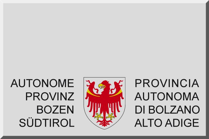 Kundenstimmen Logo Land Südtirol