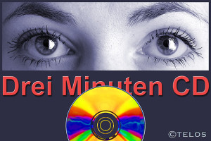 Drei Minuten CD Logo