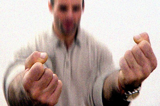 Aggression Streit Gewalt Faust 10292b
