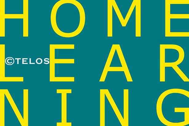 "Das Logo unserer Selbstlern-Reihe ""Homelearning"""