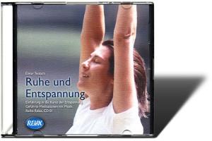 Audioline Relax01 Ruhe Entspannung Grundlagen CD-Hülle CDH