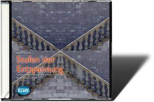 Audioline Relax02 Stufen der Entspannung CD Hülle CDH