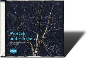 Audioline Relax08 Wurzeln und Familie CD Hülle CDH