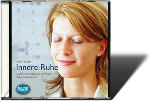 Audioline Relax10 Innere Ruhe CD Hülle CDH