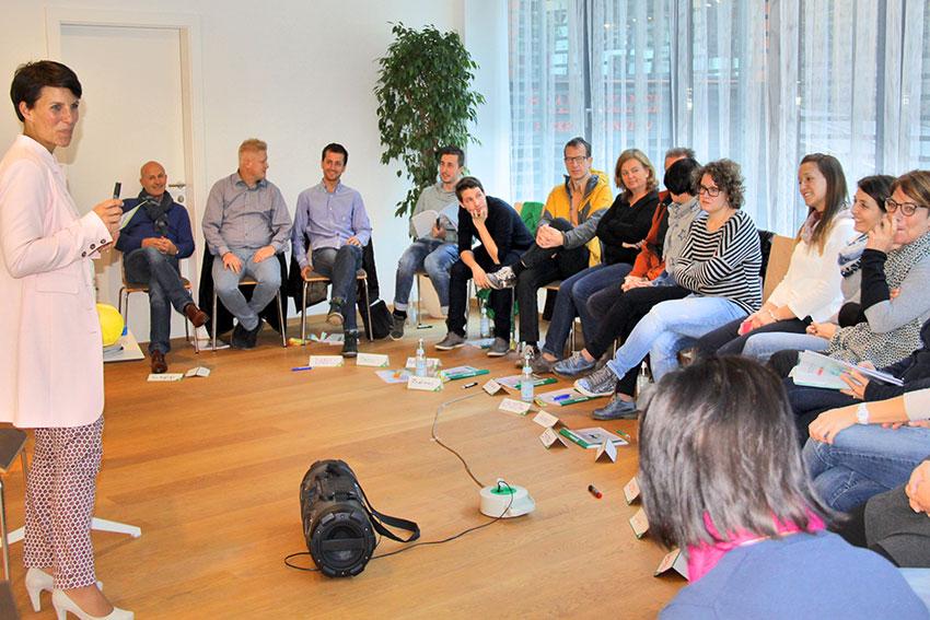 Referenten Dr. Elke Kalser Seminar Kraft positiver Gedanken Optimismustraining 1c