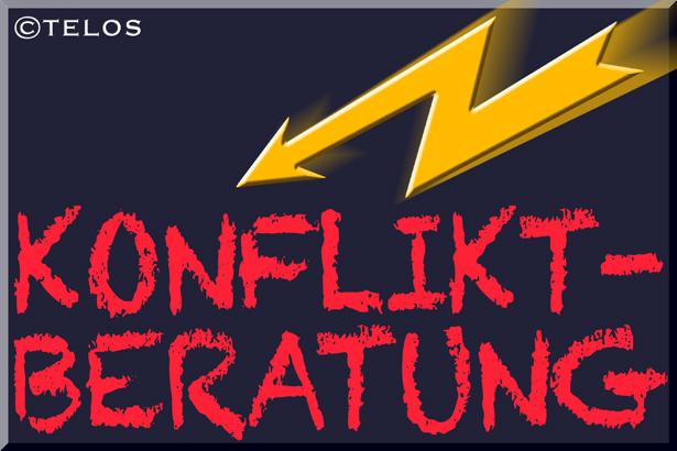 Einzelberatung Konfliktberatung Logo