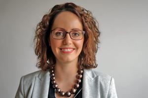 Referenten Mag. Ines Zorn Msc. Portrait / Foto: TELOS - E3152bn