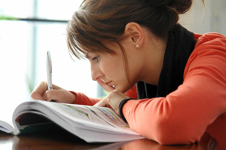 Schreiben Frau Arbeitsbuch Stift B8861b