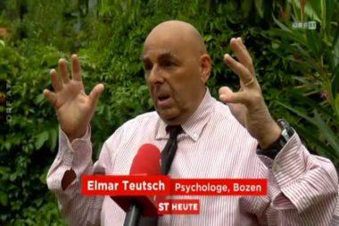 Dr. Elmar Teutsch ORF TV Interview Zigarettenpackungen Schockbilder 15280