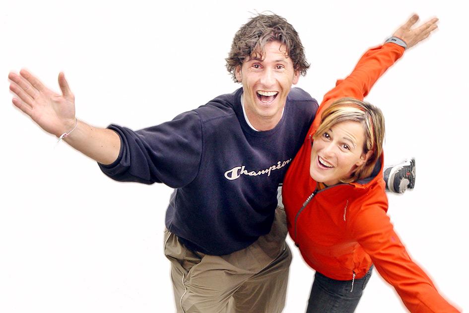 Sommerseminar Logo Spaß Mut Sieg Sicherheit Ziel Zukunft lachen Foto: TELOS - 13829nbvg