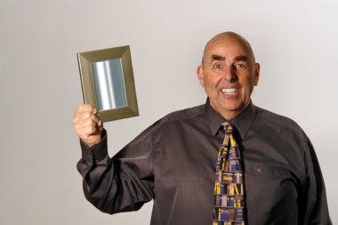Referenten Dr. Elmar Teutsch Coaching Vortrag Spiegel Krawatte D06912d
