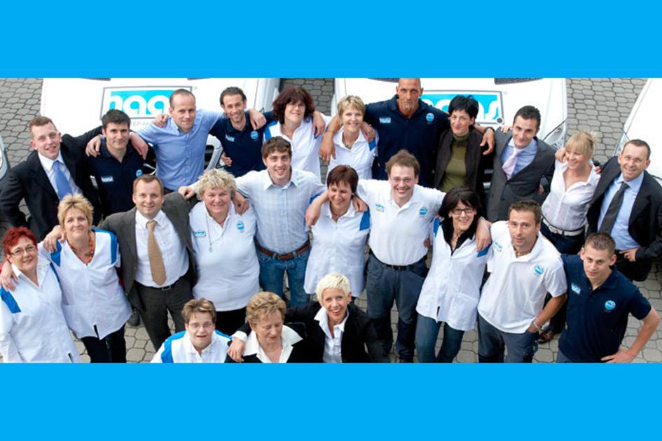 Kundenstimmen Haas Logo Gruppe