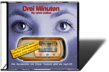 Audioline Relax 3 Minuten CD Foto Schatten mp3 08852