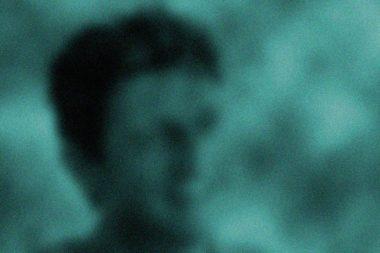 Körpersprache Mimik Mann unscharf 12414e