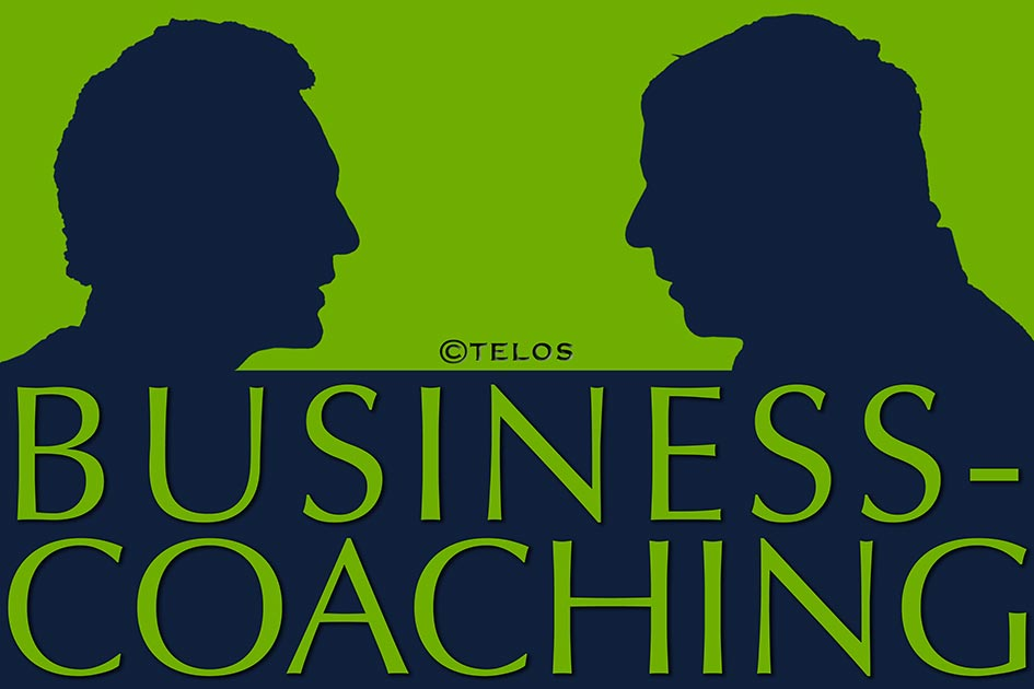 Business Coaching Logo / Grafik: TELOS - 2434