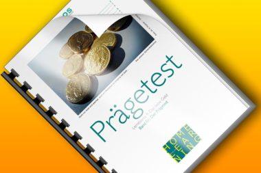 HL9-1 Homelearning 9 Geld 1 Der Prägetest Titelbild quer nahe web