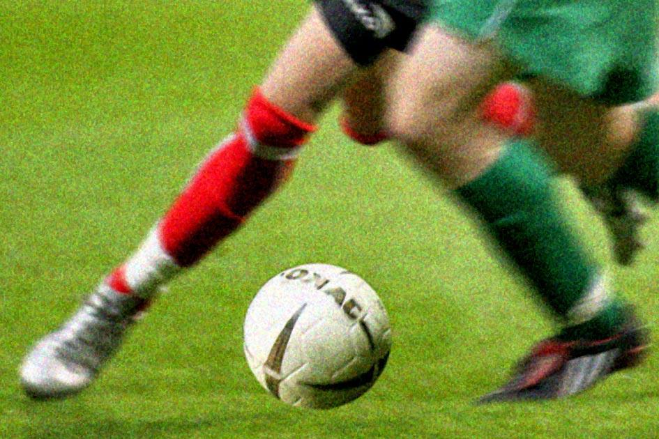Fußball / Bildbearbeitung: TELOS - 2530r