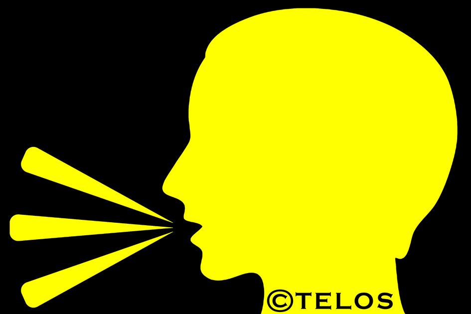 Rhetoriktraining Auftreten Sprechen Logo