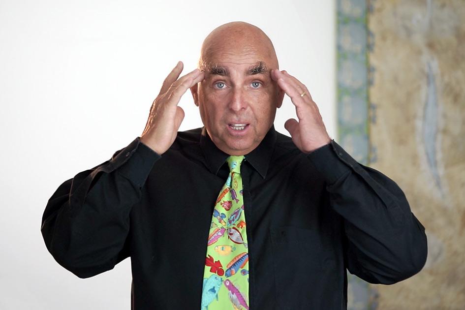 Referenten Dr. Elmar Teutsch Blitztraining Verkauf Psychotipps Bild / Foto: TELOS - F0843be