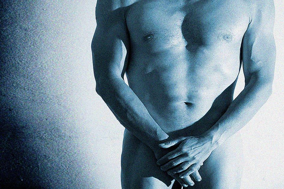 Mann nackt Körper Muskeln Erotik Sexualität / Foto: TELOS - 6209cbbk2.jpg