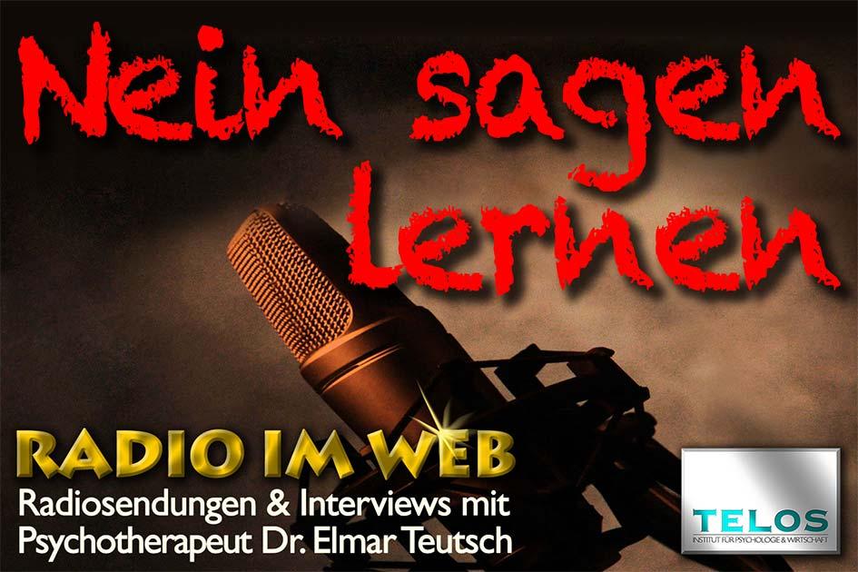 Radio im WEB RIW Nein sagen lernen Mikrophon Bild / Grafik: TELOS - 2909