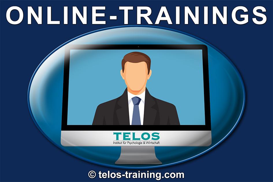 TELOS Onlinetrainings Logo / Grafik: TELOS - 3000