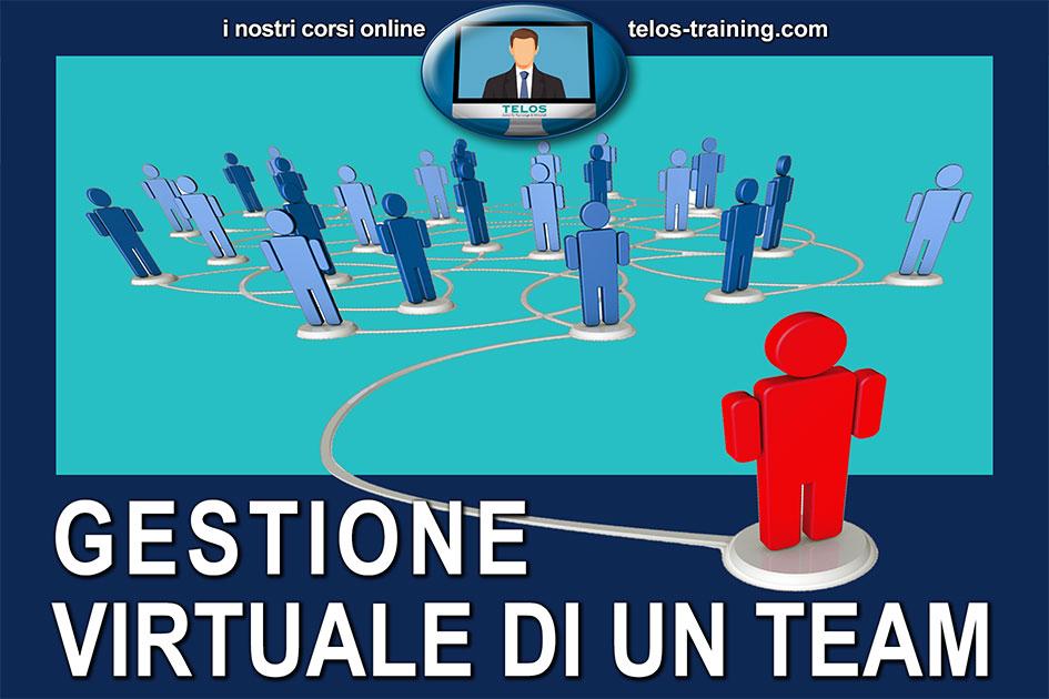TELOS Onlinetraining Führen auf Distanz 3003 gestione virtuale Logo it / Grafik: TELOS - 3003