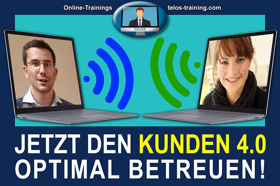 TELOS Onlinetraining Kundenbetreuung Logo 3002 / Grafik: TELOS